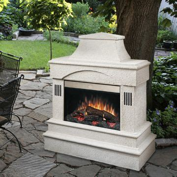 Outdoor Electric Fireplace Electric Outdoor Fireplace Deck Pinterest