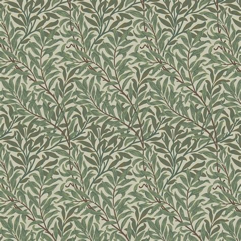The Linen Store And Home Decor willow bough fabric forest thyme 230289 william