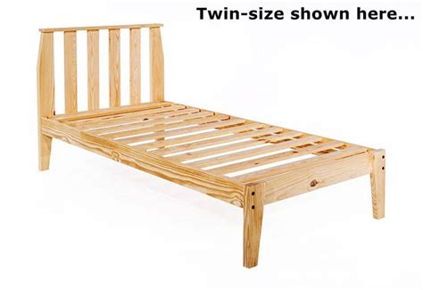 simple twin bed frame simple twin bed frame blueprints twin mission platform