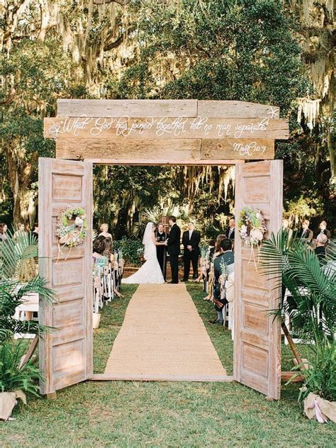 Wedding Arch Doors by How To Build A Wedding Arch From Doors Search