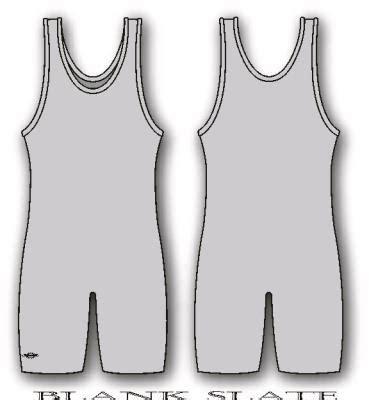 singlet design template matman custom steadfast sublimated