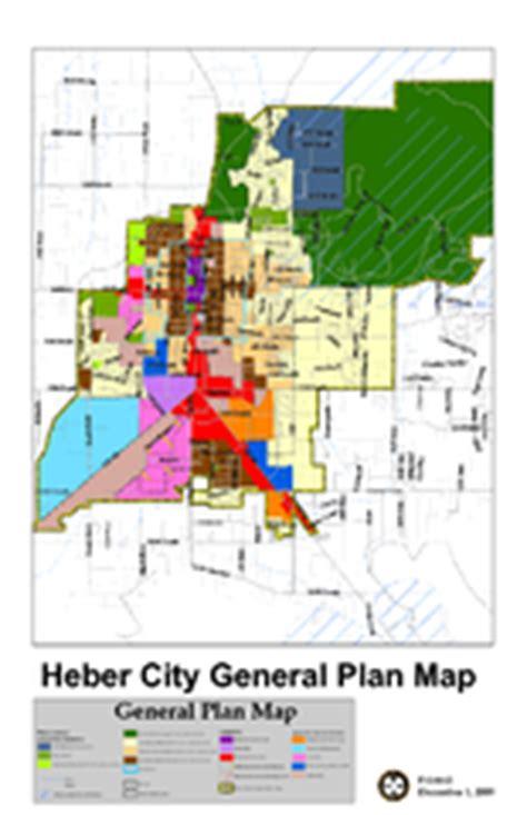 heber city zoning map heber city utah • mappery