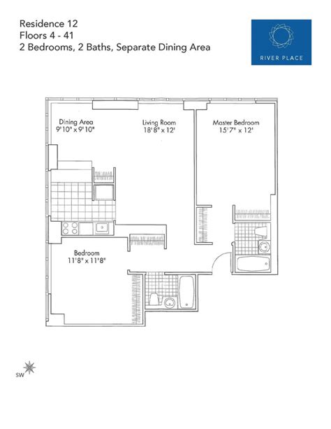 river place floor plan the best 28 images of river place floor plan floorplans river place lincoln housing the