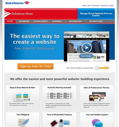 bank america website websites umbrella media