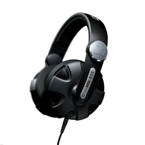 Headset Sennheiser Hd 215 sennheiser hd 215 ii auricular headset