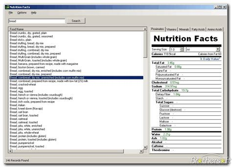 Nutrition Label Template Excel Nutrition Facts Template Doliquid
