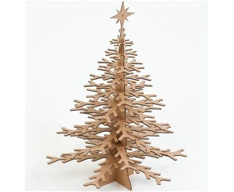 weihnachtsbaum aus pappe 21 beautiful faux diy trees to brighten the