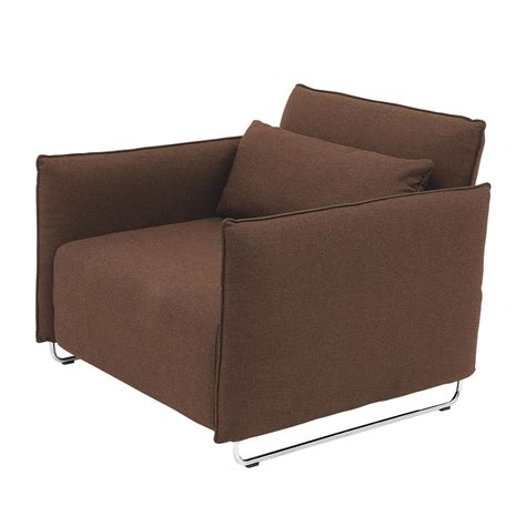 Bed Armchair by Cord Armchair Bed Softline Ambientedirect