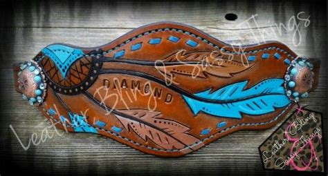 bronc halter noseband template 17 best images about leather carving patterns on