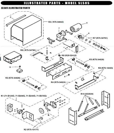 Liftmaster Garage Door Parts Replacement Parts For Liftmaster Garage Door Opener Liftmaster 41a4208 2 Chain Spreader Garage