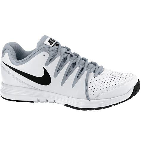 nike vapor court s tennis shoes white black