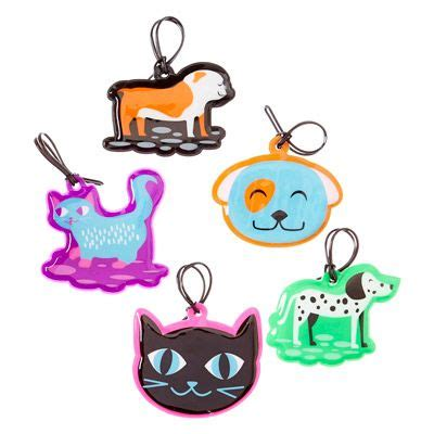 Bag Tag Smiggle cats and dogs bagtags from smiggle wrap it up theme