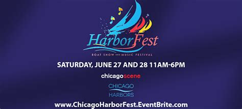 chicago boat show free tickets harbor fest at 31st street harbor great lakes scuttlebutt
