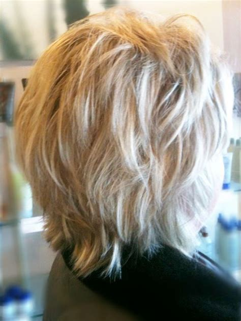 medium choppy hairstyles for women over 50 8740 best haircuts style and color images on pinterest