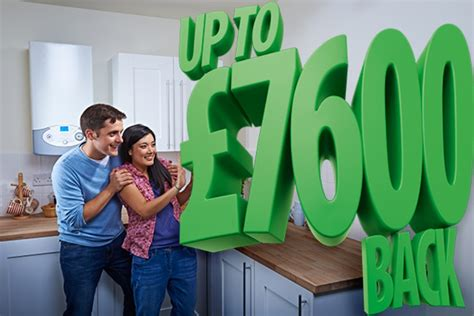get up to 163 7600 back with the green deal home improvement
