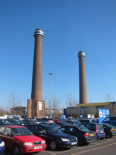 tower   power station  ikea  oast house