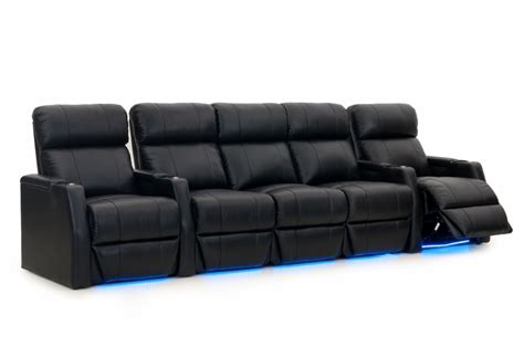 home theater couch seating htdesign warwick home theater seating top grain leather