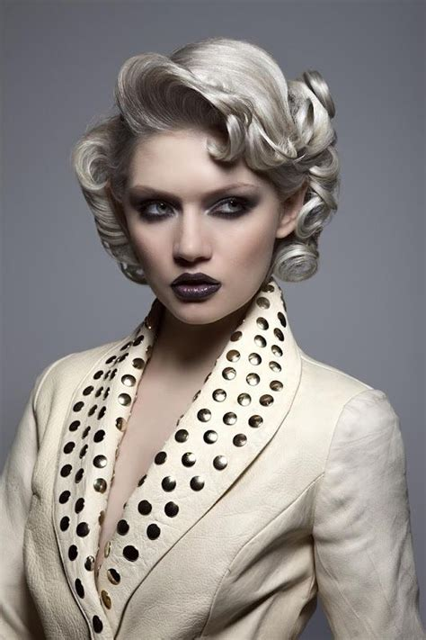 blonde vintage hairstyles 38 best images about glorious hairstyle on pinterest