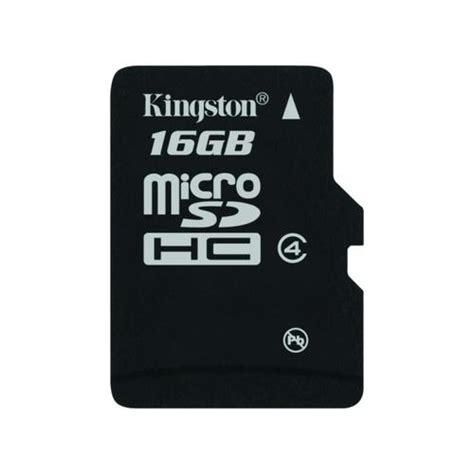 Micro Sd 16gb V kingston 16gb micro sd card sdhc adapter 8mb s 163 7 99