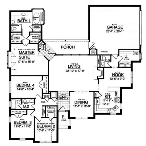 southern ranch house plans sidney park southern ranch home plan 030d 0074 house