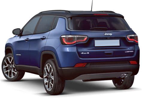al volante listino auto listino jeep compass prezzo scheda tecnica consumi