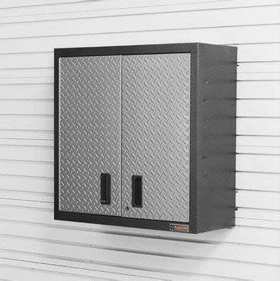 wall mounted garage cabinets garage storage shelving units racks storage cabinets