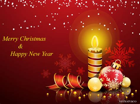 free new year greeting vector and new year greeting card