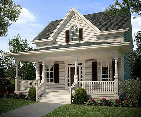 Farmhouse Floor Plans With Wrap Around Porch by Small Cottage Plans On Pinterest Small Cottage House