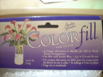 Colorfill Vase Filler by Free Color Fill Vase Filler Home Decor Listia Auctions For Free Stuff