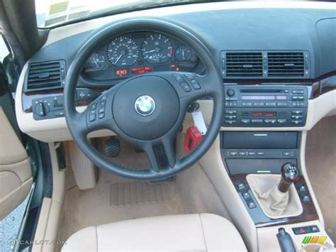 2003 bmw 3 series 325i convertible sand dashboard photo 48718476 gtcarlot com