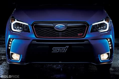 Subaru Forester Sti 2020 by 2020 Subaru Forester Sti 1 Car News And Reviews