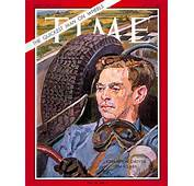 TIME Magazine Cover Jim Clark  July 9 1965 Auto