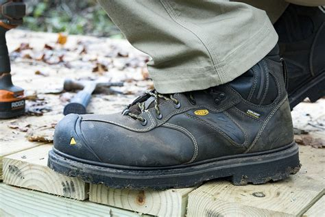 Most Comfortable Steel Toe Boots For Standing On Concrete