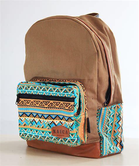 tas naica tribal series barang langsung pabrik