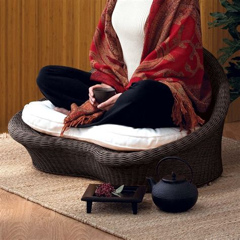 comfortable meditation chair 10 must have yoga accessories