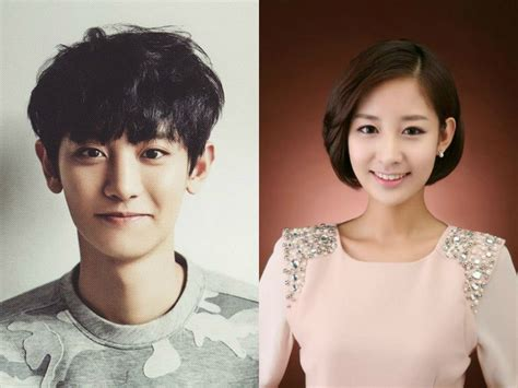 Park Yura Chanyeol Sister | sister of exo s chanyeol selected as new ytn anchor soompi
