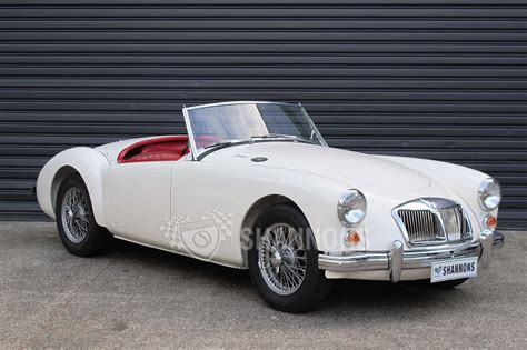 sold mga  mk roadster auctions lot  shannons