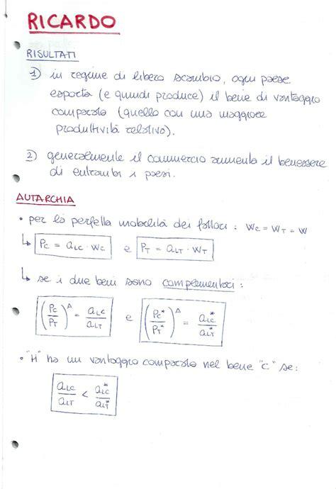 econometria dispense econometria le matrici dispense