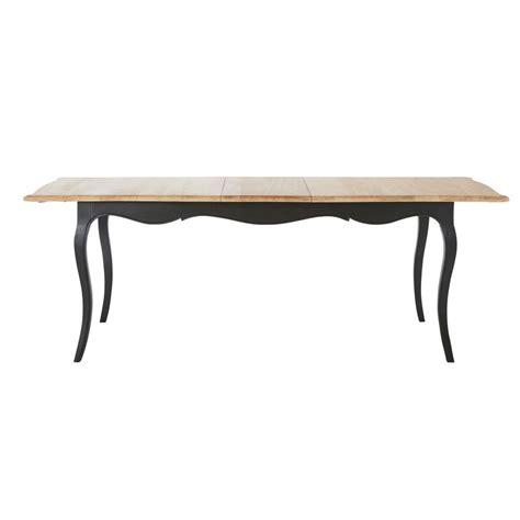 tavolo per sala da pranzo tavolo allungabile per sala da pranzo in mango l 180 cm
