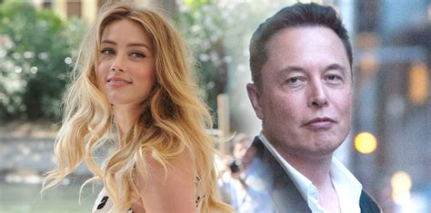 is amber heard dating elon musk after johnny depp divorce moving on already amber heard hangs with elon musk in