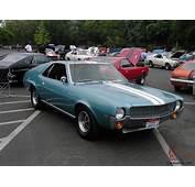 AMC AMX  Car Classics