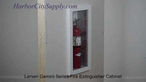 semi recessed fire extinguisher cabinet semi recessed fire extinguisher cabinet larsen gemini