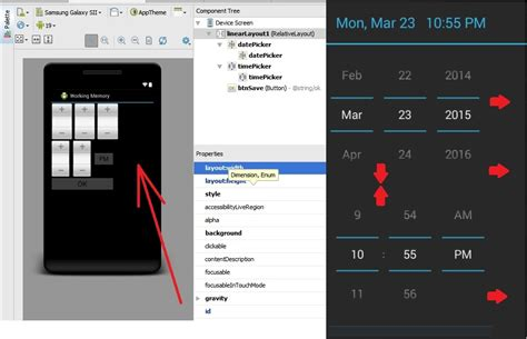 android studio layout center android studio layout editor how do i center these views