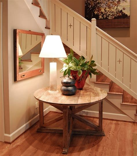 Entryway Round Table Ideas Interesting Ideas For Home
