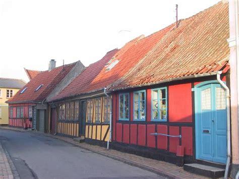 Houses In by File Denmark Kerteminde Houses Jpg