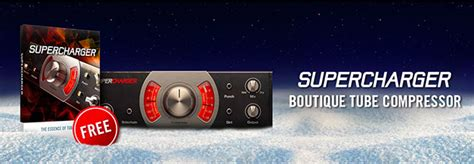Instrument Giveaway - supercharger a christmas giveaway by native instruments