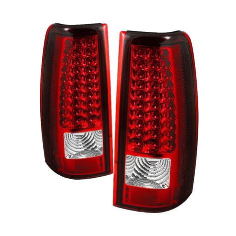 chevy silverado led tail lights onebigoutlet 2003 2006 chevy silverado tail lights