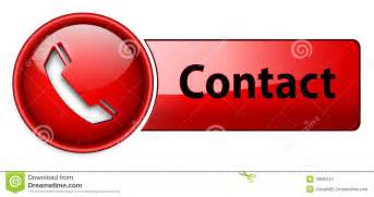 telephone contact icon button stock image image 13093151