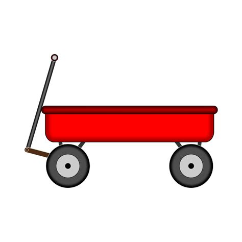 res wagen clipart wagon