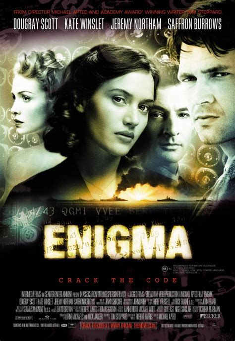 enigma film where filmed a cult of one enigma flaw in the iris